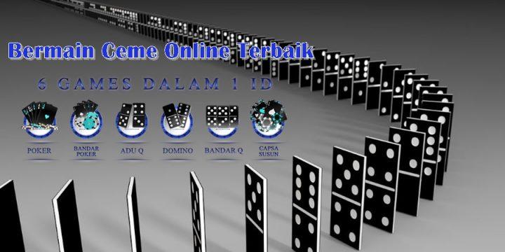 Bermain Judi Ceme Online Agar Mudah Menang