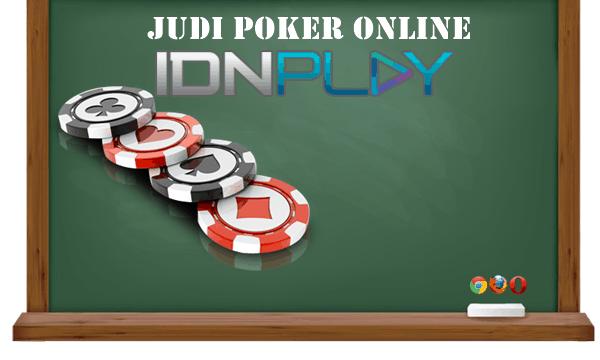 Cara Memainkan Judi Poker Online